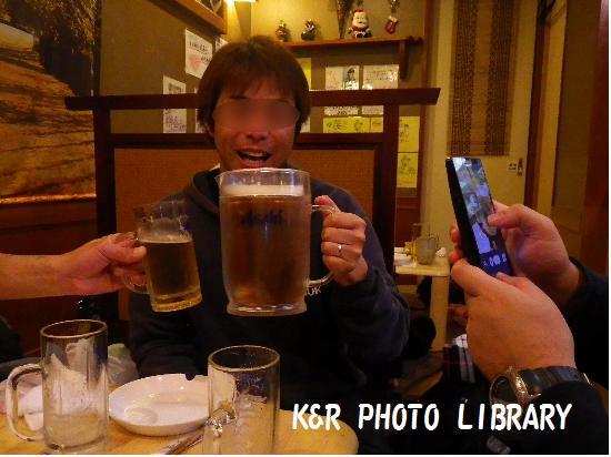 大盛ビール