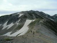 130817 立山三山を臨む