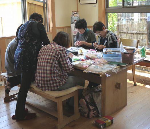 パッチ教室2012