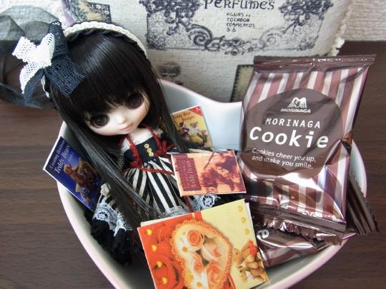 莉菜 クッキー01