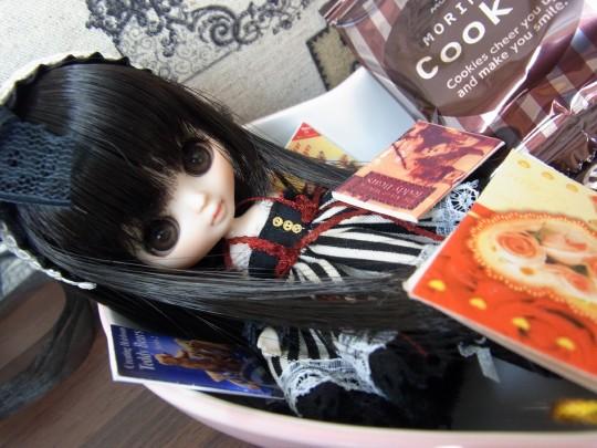 莉菜 クッキー02