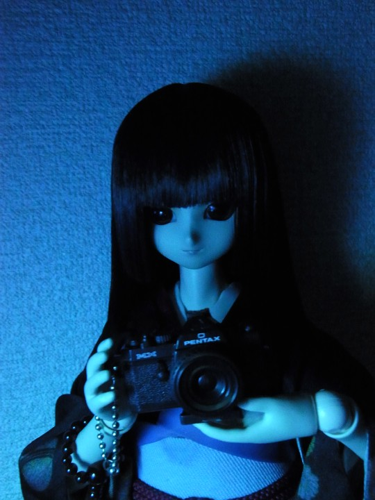 射影機14