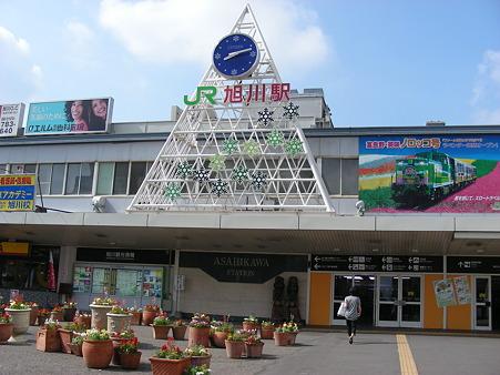 旭川駅102