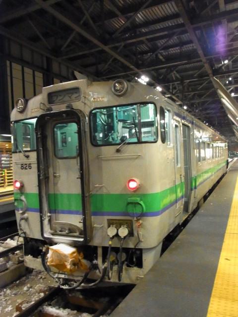 旭川駅18