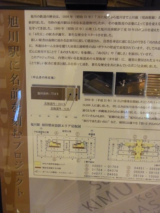 旭川駅60