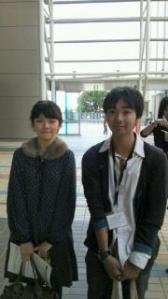 「マドンナ」主演の鈴木萌美さんと関俊太監督#8207;