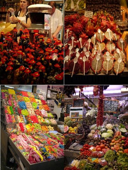 サンジョセップ市場