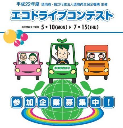 エコドライブコンテスト2010