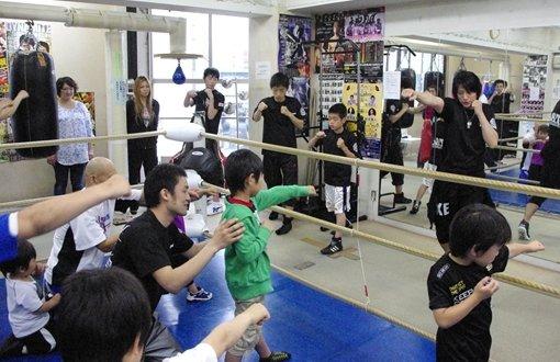 ボクシング講座