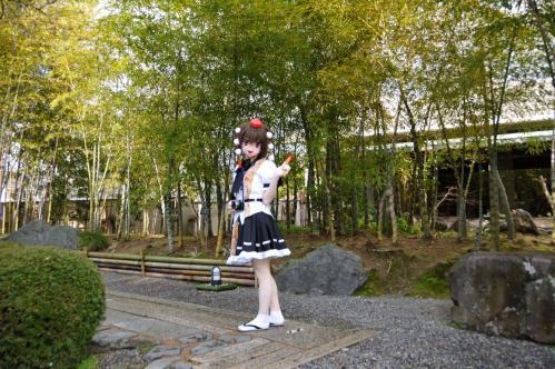 桜ロケ21