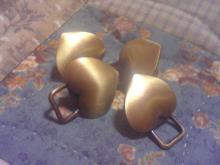 ハートの金具