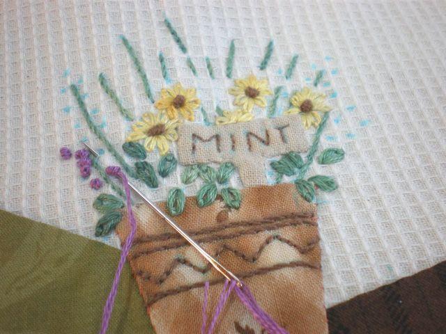 Tulip-Garden※手作り大好き         -お花の刺繍