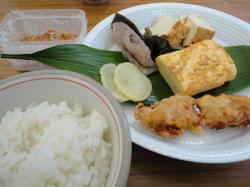波佐見町で昼食