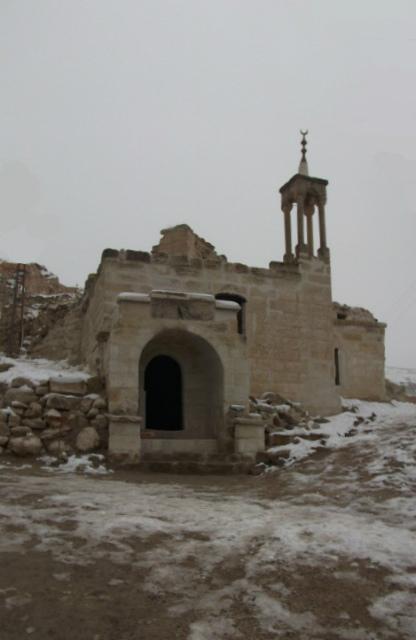 チャウシンのモスク