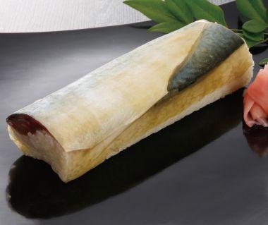 五島鬼鯖寿司