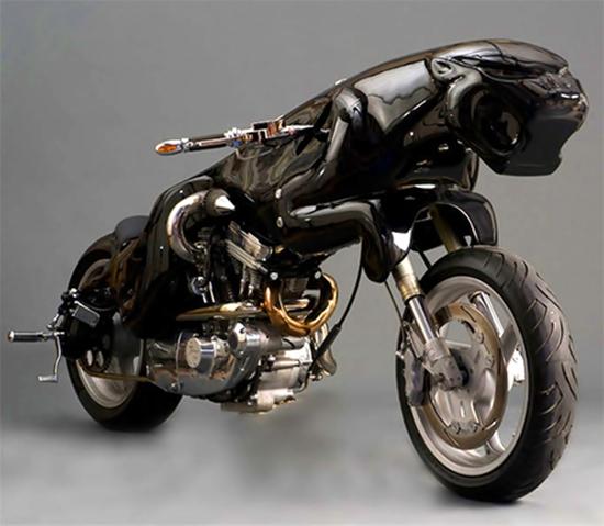 ジャガーバイク