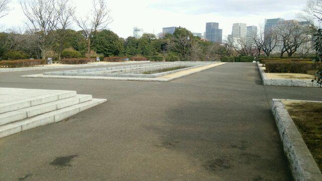 彦根藩屋敷跡