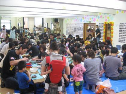 愛隣陶芸教室2011