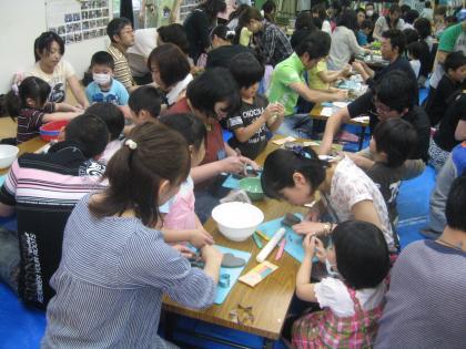 愛隣陶芸教室20118(2)
