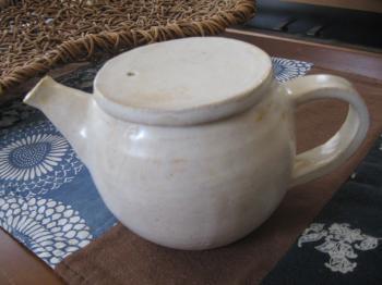 くまちゃんのコーヒーポット
