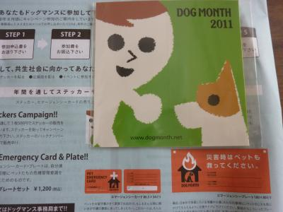 DOG MONTH