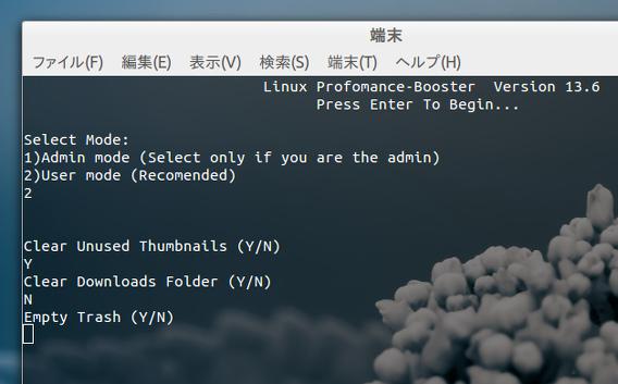 Linux Disk Cleaner Ubuntu ディスククリーンアップ コマンド