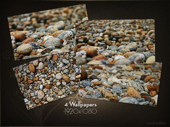 Ubuntu 壁紙 Rocks