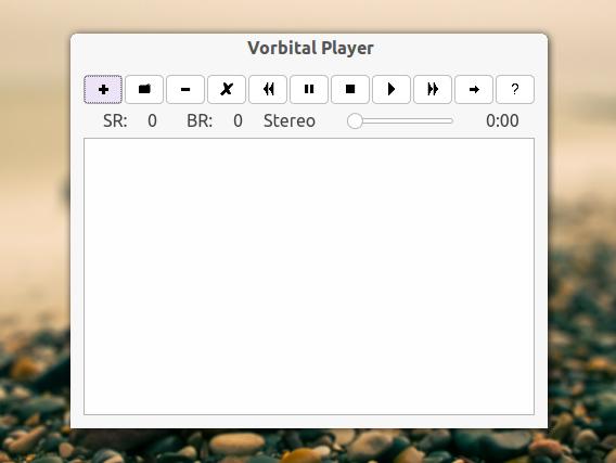 Vorbital Player Ubuntu 音楽プレイヤー プレイリストへの追加
