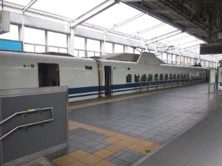 110217 岡山駅