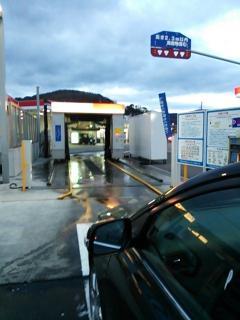 130213 洗車① ブログ用