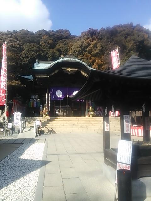 140122 瑜伽山 瑜伽神社①