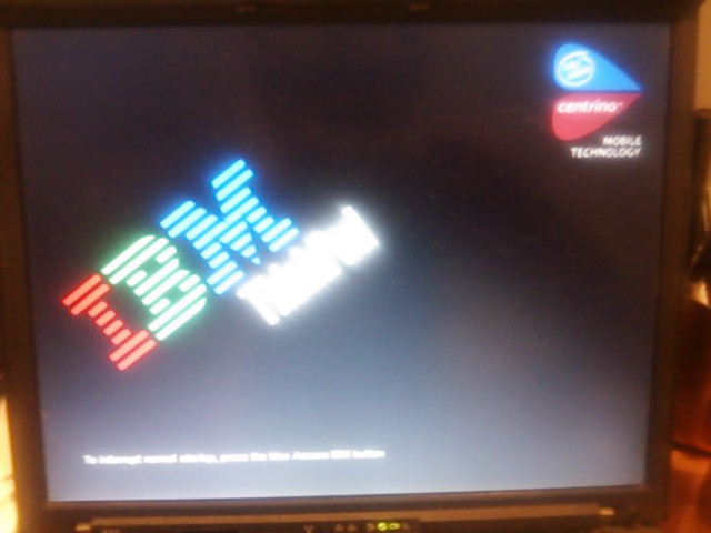 140123 IBMノートパソコン④