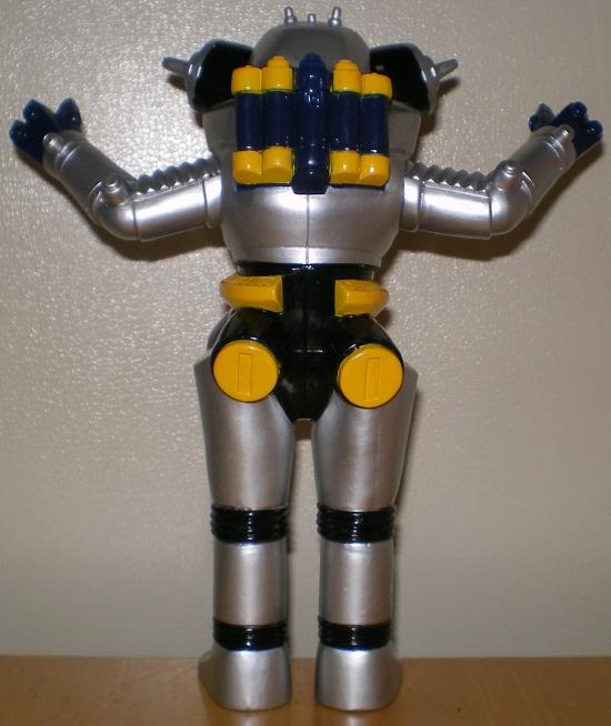 ウルトラ怪獣シリーズ キングジョー 超合金カラーver. 1