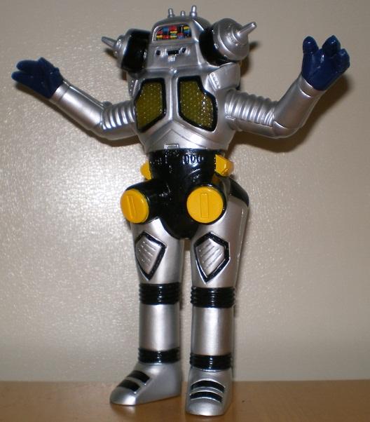 ウルトラ怪獣シリーズ キングジョー 超合金カラーver.