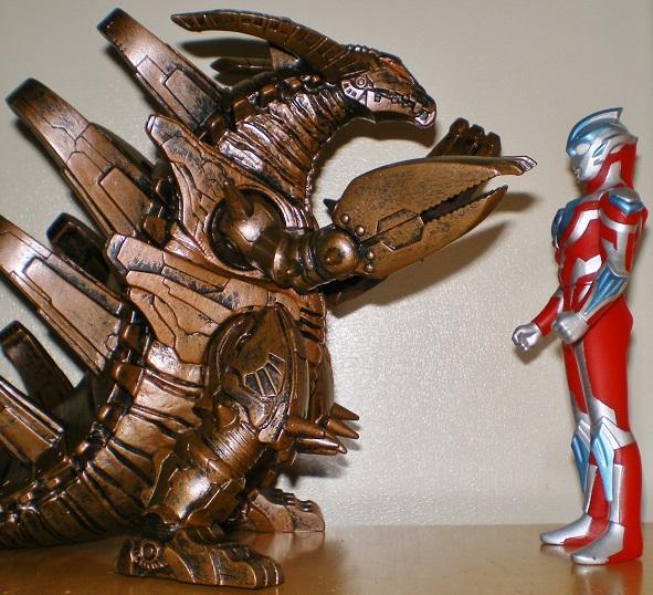 ウルトラ怪獣DX スーパーグランドキング5
