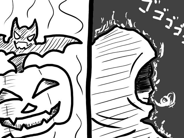 ゆっくり霊夢とやる夫が学ぶ ウルトラ怪獣大百科挿絵part10
