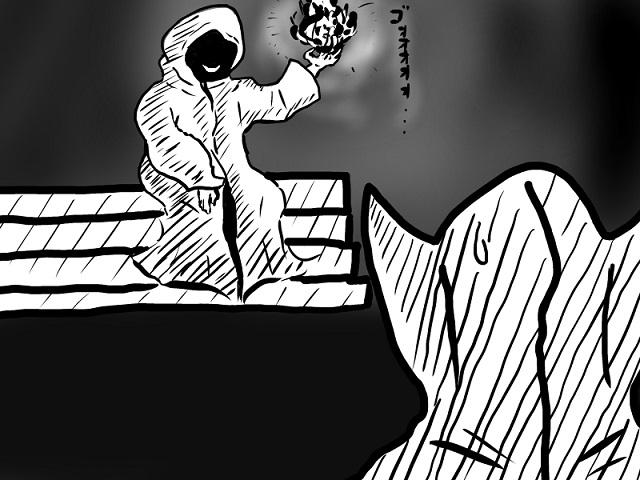 ゆっくり霊夢とやる夫が学ぶ ウルトラ怪獣大百科挿絵part11