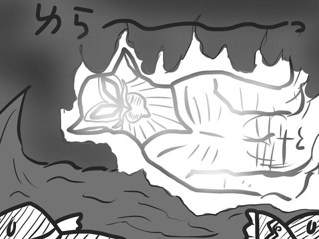 ゆっくり霊夢とやる夫が学ぶ ウルトラ怪獣大百科挿絵part14