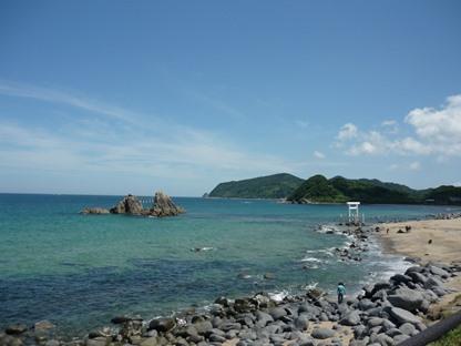 糸島夫婦岩