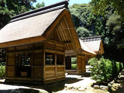 糸島櫻井神社 伊勢