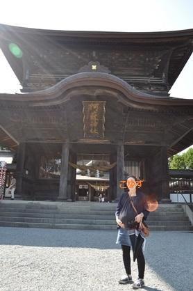 阿蘇神社2013