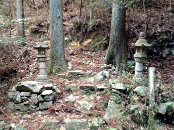 立石観音入口