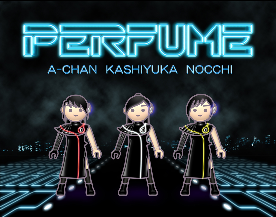 Perfume__TRON