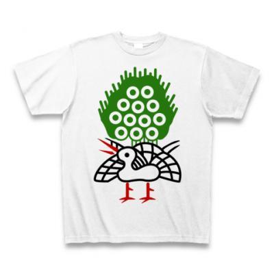 一索(イーソウ) Tシャツ(ホワイト)