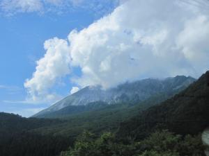 神秘の大山