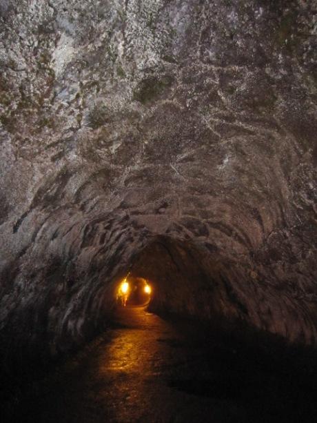 溶岩トンネルー5