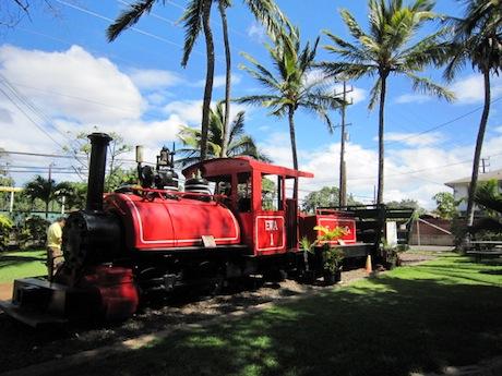 サトウキビ列車−2