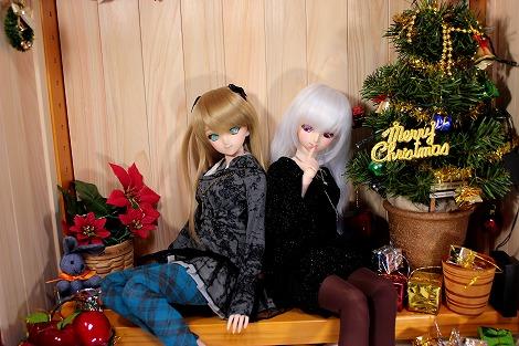 リナ&マリ。