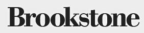 Brookstonoe Logo