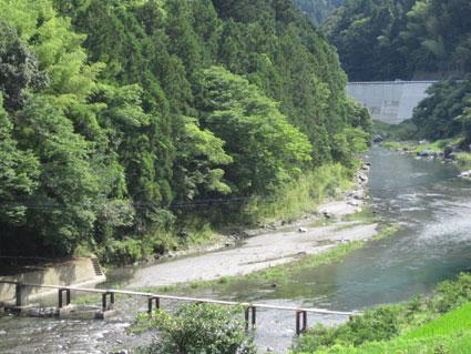 鮎喰川02
